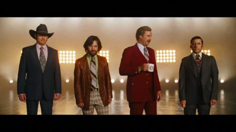 10 Most Look Forward To Films of 2013 - Anchorman: The Legend Continues