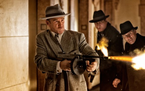 1- Most Looked Forward To Films Of 2013 - Gangster Squad