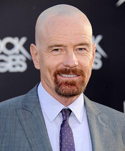 Man of Steel 2 - Bryan Cranston as Lex Luthor?