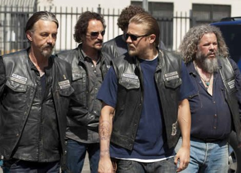 Top 10 TV Shows of 2013 - Sons Of Anarchy