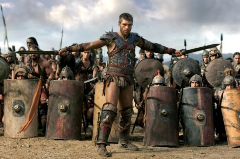 Top 10 TV Shows of 2013 - Spartacus