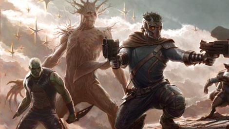 20 Anticipated Films of 2014 - Guardians of the Galaxy