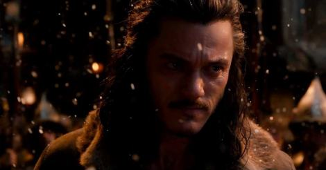 Film Review - Luke Evans in The Hobbit: The Desolation of Smaug
