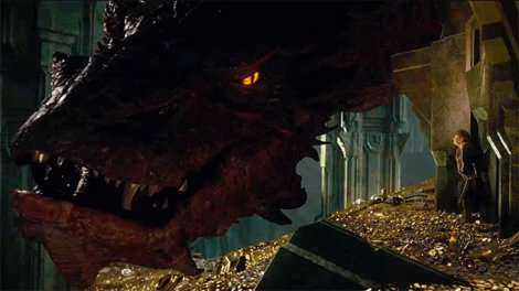 Top 25 Films of 2013 - The Hobbit: The Desolation of Smaug
