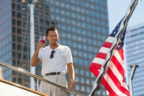 Film Review - The Wolf of Wall Street