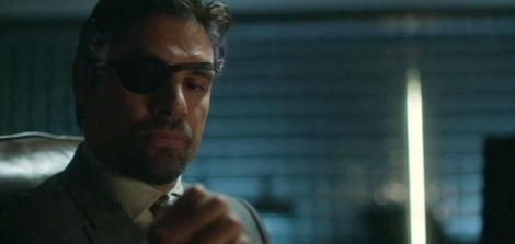 TV Ramblings - Manu Bennett as Slade Wilson/Deathstroke