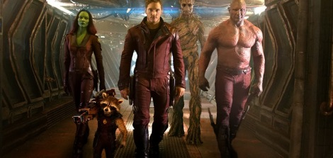 Film News - Guardians of the Galaxy Trailer Lands