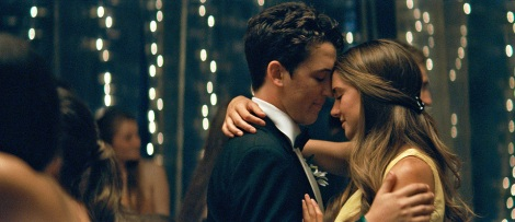 Top 25 Films of 2013 - The Spectacular Now starring Miles Teller and Shailene Woodley