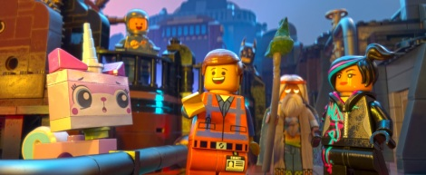 Film Review - The LEGO Movie