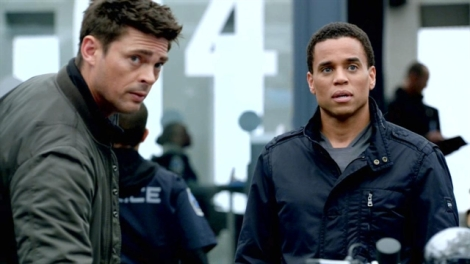 TV News - Almost Human Cancelled