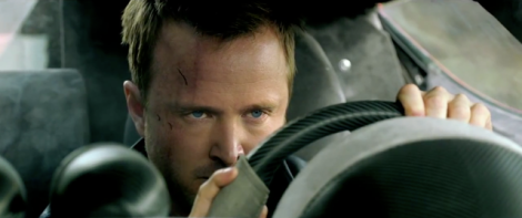 Film Review - Need For Speed - Aaron Paul