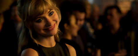 Film Review - Need For Speed - Imogen Poots