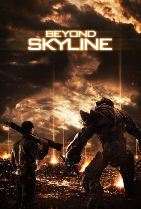 Film News - Skyline Sequel Confirmed and Titled Beyond Skyline