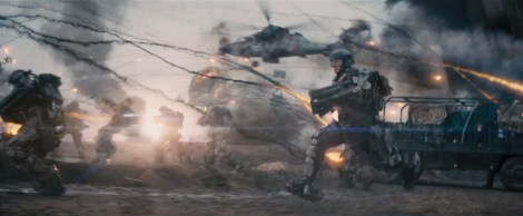 Film Review - Edge of Tomorrow