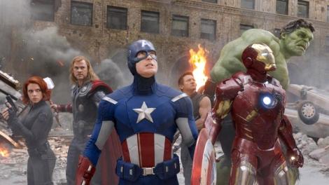 Film Ramblings - Top 10 Marvel Films - Number 2 - Avengers Assemble