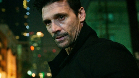 Film Review - The Purge Anarchy - Starring Frank Grillo