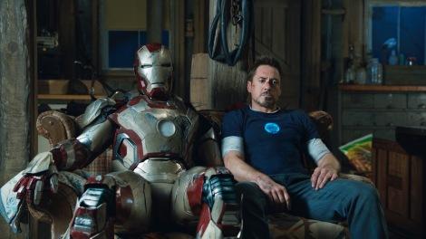 Film Rambling - Top 10 Marvel Films - Number 6 - Iron Man 3
