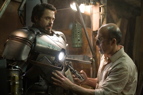 Film Ramblings - Top 10 Marvel Films - Number 4 - Iron Man