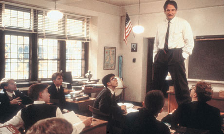 Film News - RIP Robin Williams - Dead Poets Society