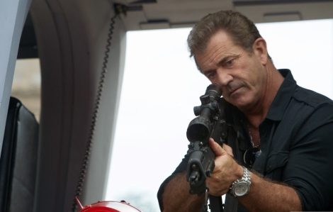 Film Review - The Expendables 3 - Mel Gibson