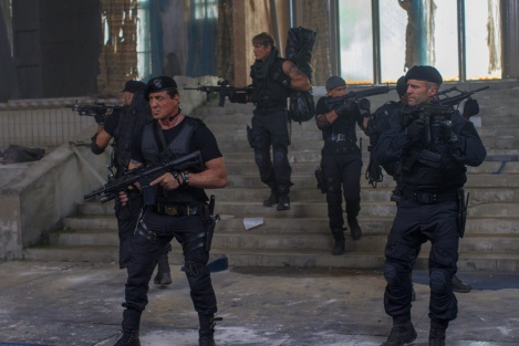 Film Review - The Expendables 3