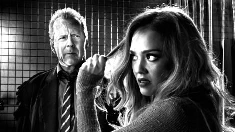 Film Review - Sin City A Dame To Kill For - Jessica Alba as Nancy