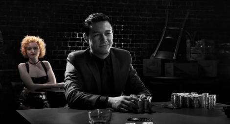 Film Review - Sin City A Dame To Kill For - Joseph Gordon-Levitt as Johnny