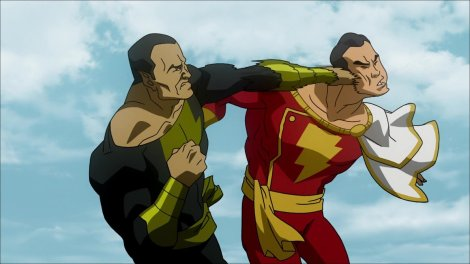 Film News - The Rock Dwayne Johnson Is Black Adam In The Upcoming Shazam Film