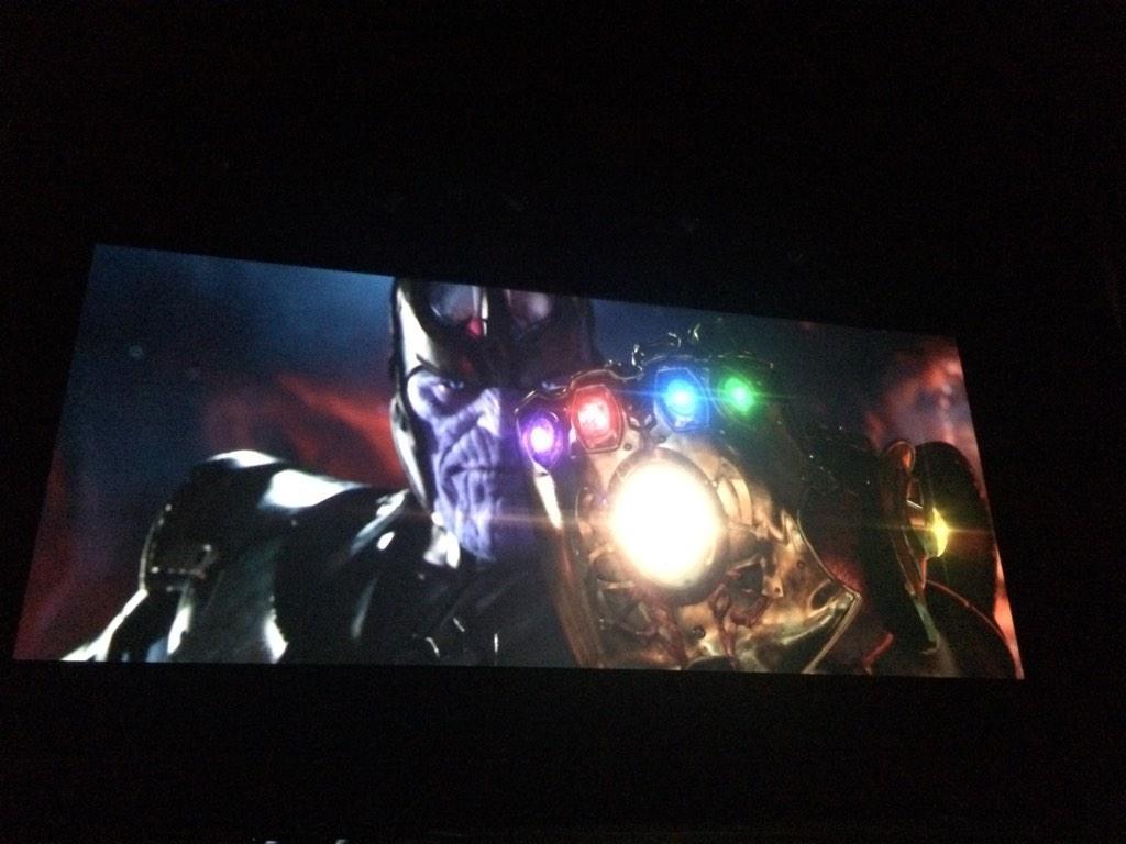 Marvel Announce Phase 3 Lineup | Irish Cinephile  Thanos Infinity Gauntlet Movie
