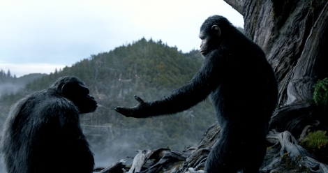 Top 365 Films - Dawn of the Planet of the Apes