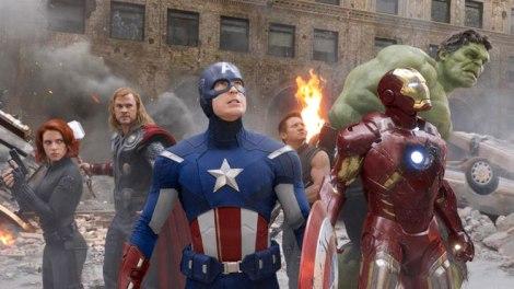 Top 365 Films - Marvels Avengers Assemble