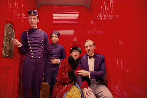 Top 365 Films - The Grand Budapest Hotel
