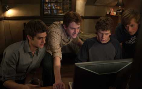Top 365 Films - The Social Network