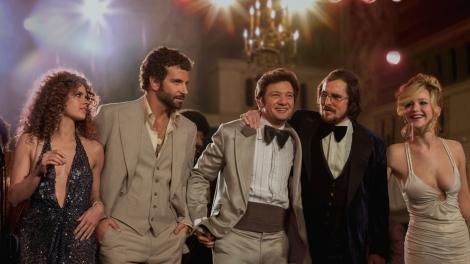 Top 365 Films - American Hustle