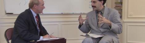 Borat Cultural Learnings Of America For Make Benefit Glorious Nation Of Kazakhstan Irish Cinephile