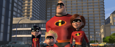 Top 365 Films - The Incredibles