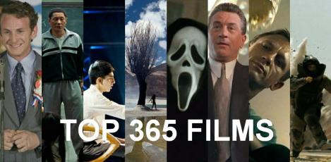 Top 365 Films list
