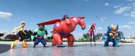 Film Review - Big Hero 6