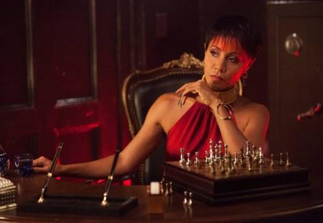 TV News - Jada-Pinkett Smith Not Returning To Gotham