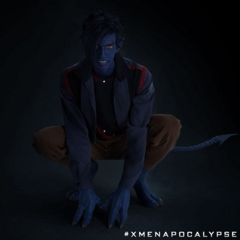 Film News - First Look At Kodi Smit-McPhee as Nightcrawler