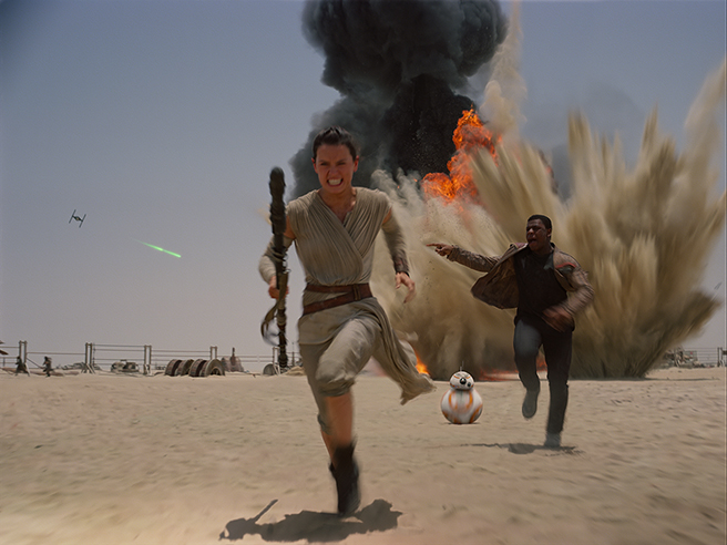 Star Wars u2013 The Force Awakens: Second Teaser Trailer And ...