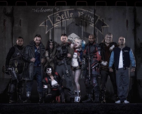 Film News - Suicide Squad - First Official Cast Photo of the Suicide Squad