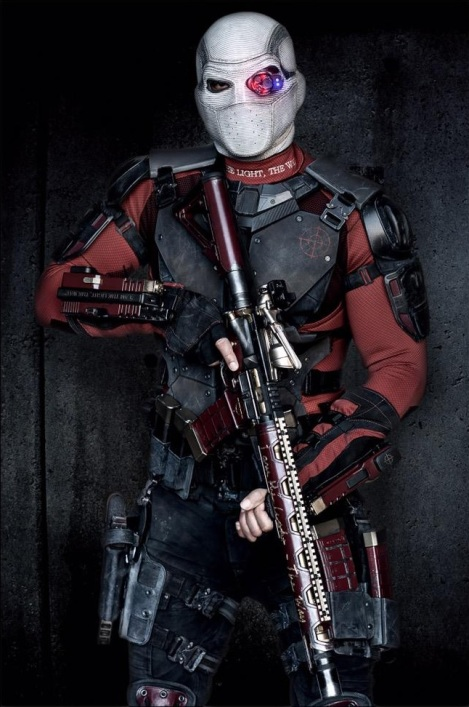 Film News - Suicide Squad - Will Smith as Deadshot