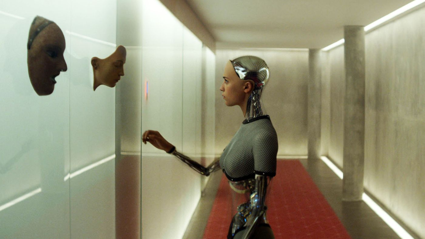 ex-machina artificial intelligence