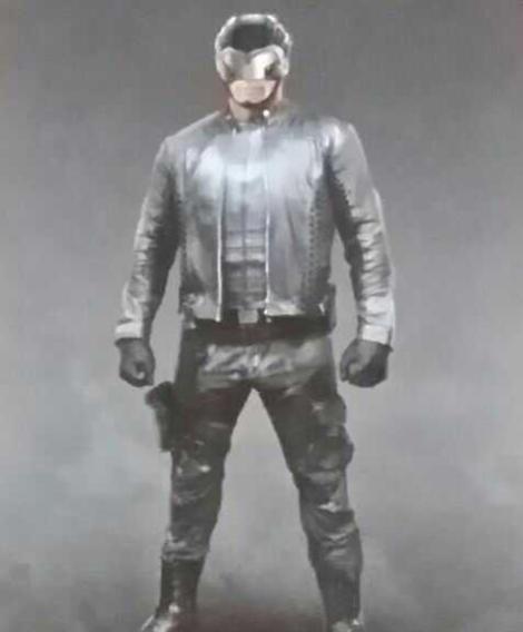 TV News - Arrow - Diggle Gets Costume For Season 4