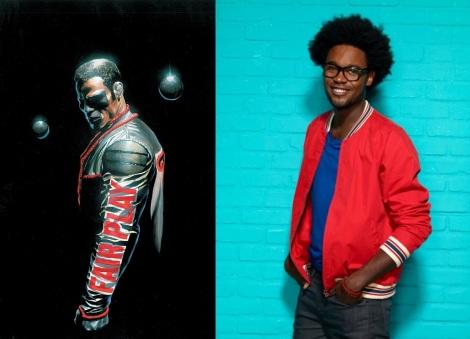 TV News - Arrow - Echo Kellum Cast In Mr Terrific Role