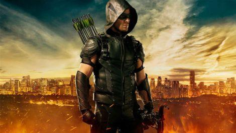 TV News - Arrow - New Look for Oliver Queen In Season 4