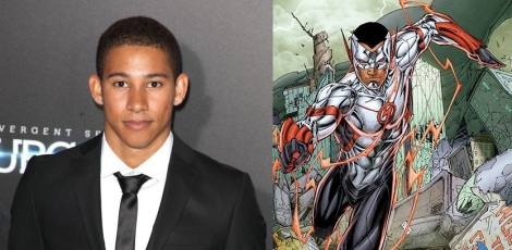 TV News - The Flash - Keiynan Lonsdale Signed Up For Wally West Role