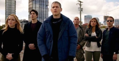 TV News - DC's Legends of Tomorrow - New Trailer and Air Date Announced
