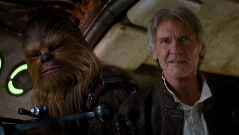 Film Review - Star Wars The Force Awakens